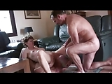Dreier in englischem Cuckold Video